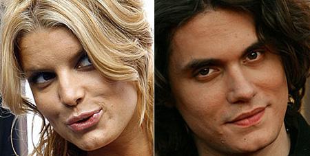 John Mayer humilla públicamente a Jessica Simpson