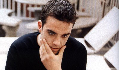 Robbie Williams obsesionado con los ovnis