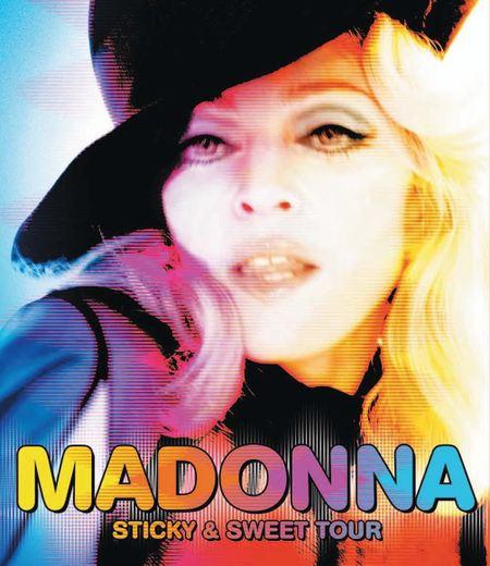 Fechas de los próximos conciertos de Madonna en este 2008