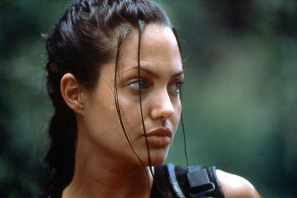 Angelina Jolie - Lara Croft - Tomb Raider 3