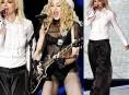 imagen Madonna cantó con Britney y Justin Timberlake en Los Angeles