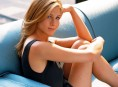imagen Jennifer Aniston es iletrada