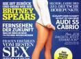 imagen Britney Spears en la revista Maxim de Abril