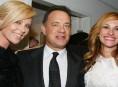 imagen A Charlize Theron le gusta el trasero de Tom Hanks