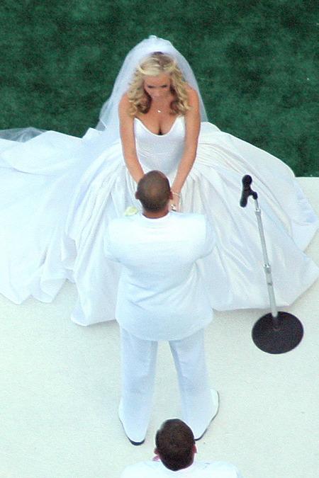 El casamiento de Kendra Wilkinson y Hank Baskett 03