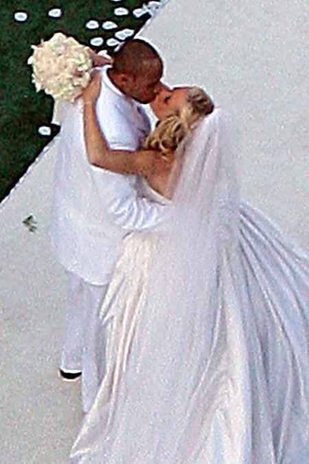 El casamiento de Kendra Wilkinson y Hank Baskett 05