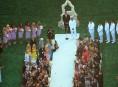 imagen El casamiento de Kendra Wilkinson y Hank Baskett
