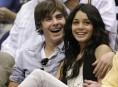imagen Zac Efron y Vanessa Hudgens más juntos que nunca