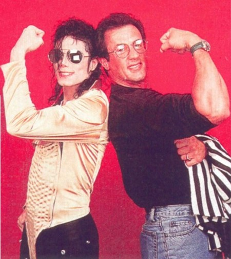 michael-jackson-y-silvester-stallone