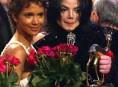 imagen Michael Jackson y los famosos del mundo