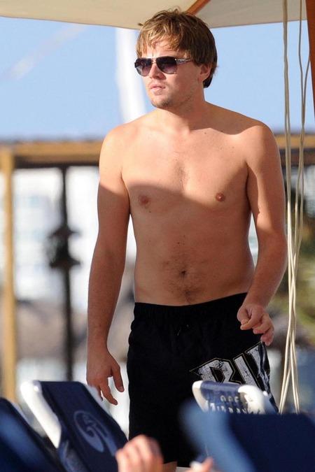 Las fotos de Leonardo DiCaprio de vacaciones 06