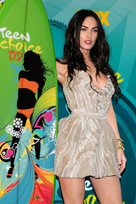 Megan Fox en los Teen Choice Awards 03
