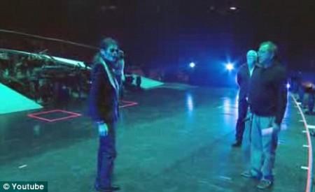 Nuevo clip de Michael Jackson 01