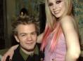 imagen Avril Lavigne confirmó su separación