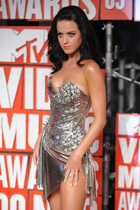 El look de Katy Perry para los VMAs 2009 01