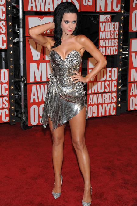 El look de Katy Perry para los VMAs 2009 02