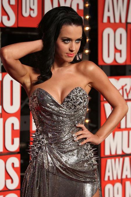 El look de Katy Perry para los VMAs 2009 03