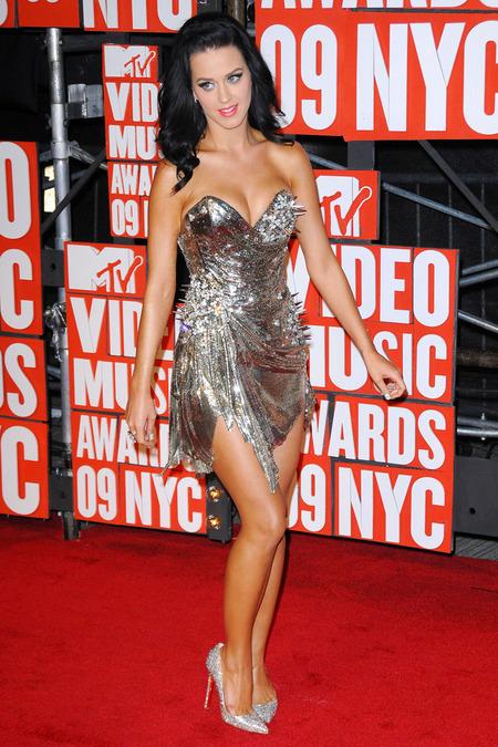 El look de Katy Perry para los VMAs 2009 05