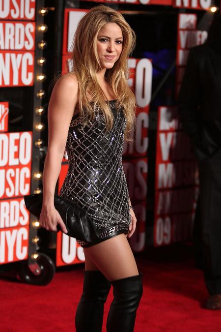 Más looks de famosas en los VMAs 2009 12