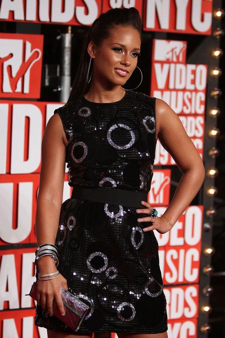 Más looks de famosas en los VMAs 2009 13