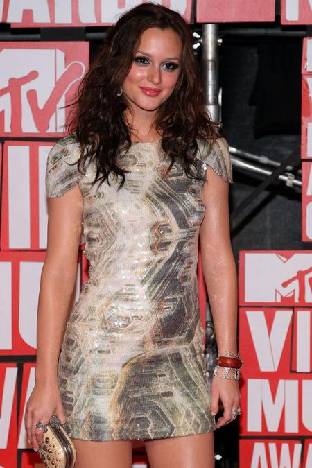 Más looks de famosas en los VMAs 2009 14