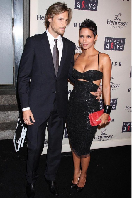 Halle Berry At The 6th Annual Keep A Child Alive Black Ball