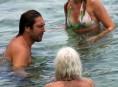 imagen Julia Roberts en bikini en Bali