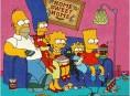 imagen Los Simpson contra la obesidad