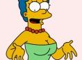 imagen Marge Simpson, desnuda para Playboy