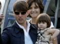 imagen Tom Cruise y Katie Holmes gastan una fortuna en el closet de Suri