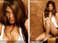imagen Ashley Greene posó para Maxim
