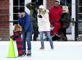 imagen Heidi Klum disfruta de su familia en Aspen