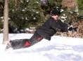 imagen Hugh Jackman se divierte en la nieve con sus hijos y los de Cate Blanchett