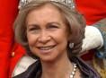 imagen La Reina Sofía y sus compras navideñas