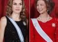 imagen Los Reyes y Príncipes de Asturias, de gala