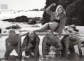 imagen Miranda Kerr adorable para Marie Claire