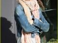 imagen Olivia Wilde adora salir de compras