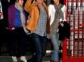 imagen Tom Cruise, Katie Holmes y Cameron Díaz disfrutan del fútbol en Sevilla