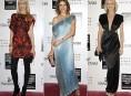 imagen Victoria Beckham y sus amigas modelos