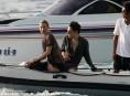 imagen Kate Moss recibe el Año Nuevo en Tailandia
