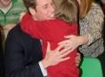 imagen El Príncipe Guillermo de Inglaterra heredó el don de Diana