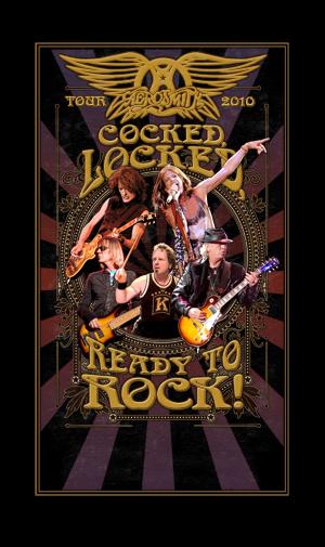 Aerosmith sale de gira y con Steven Tyler 2