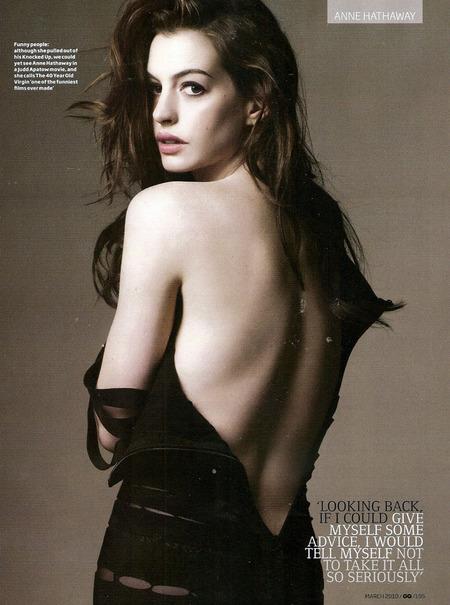 Anne Hathaway en GQ5
