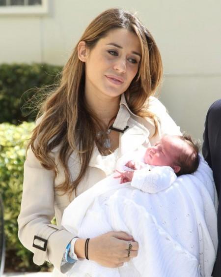 Ella, la hija de David Bisbal y Elena Tablada3