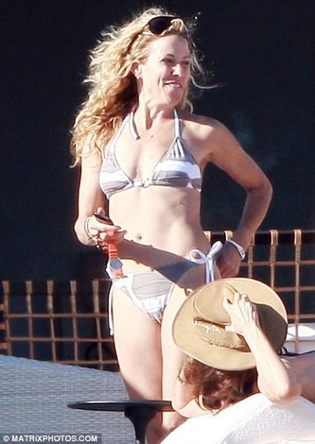 Jennifer Aniston y Gerard Butler de vacaciones3