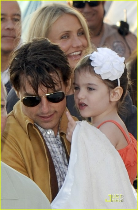 Tom Cruise, Suri Cruise