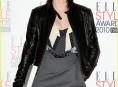 imagen Kristen Stewart fue a los Elle Style Awards 2010