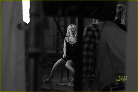 La nueva campaña de Britney Spears para Candies-05