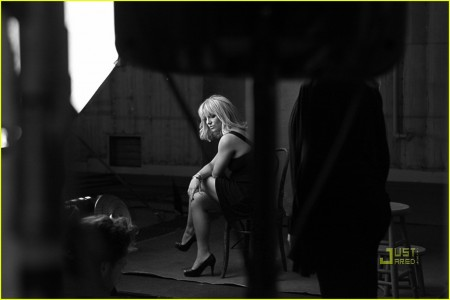 La nueva campaña de Britney Spears para Candies-06