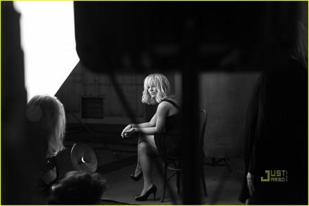 La nueva campaña de Britney Spears para Candies-07